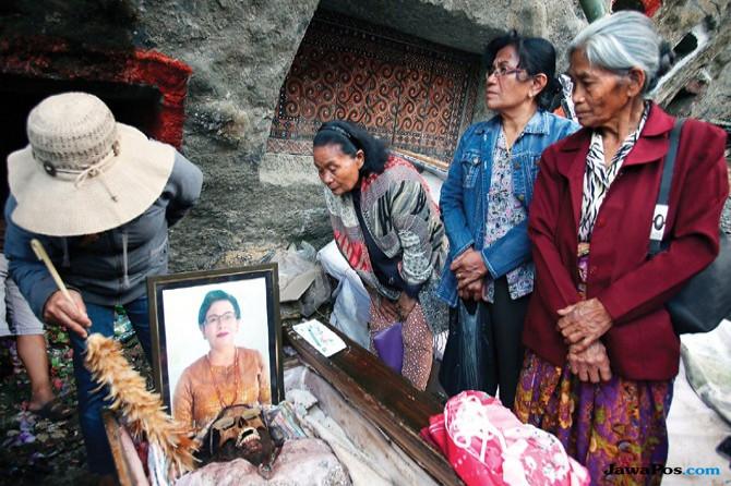 Ma'nene di Toraja, Cara Yang Hidup Tunjukkan Kasih kepada Yang Wafat