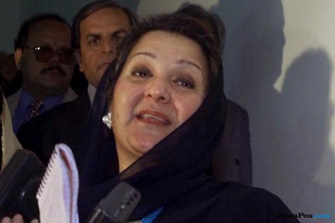 Mantan Ibu Negara Pakistan Meninggal Akibat Kanker, Kulsoom Nawaz