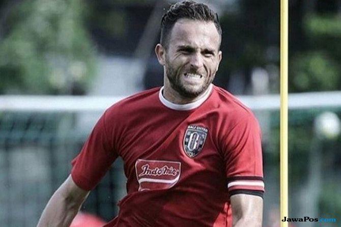 Ilija Spasojevic, Bali United, Striker Naturalisasi