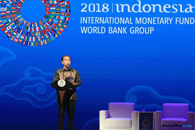 Masalah Ekonomi Global Berjibun, Jokowi: Winter Is Coming