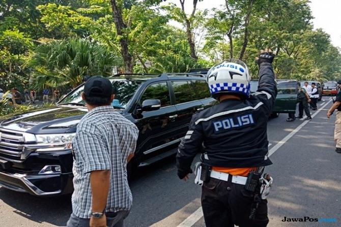 Masih Ada Bom Aktif, Kapolda, Pangdam dan Gubernur Jatim Dievakuasi