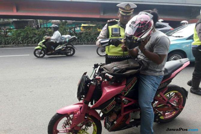 Pelanggaran Motor
