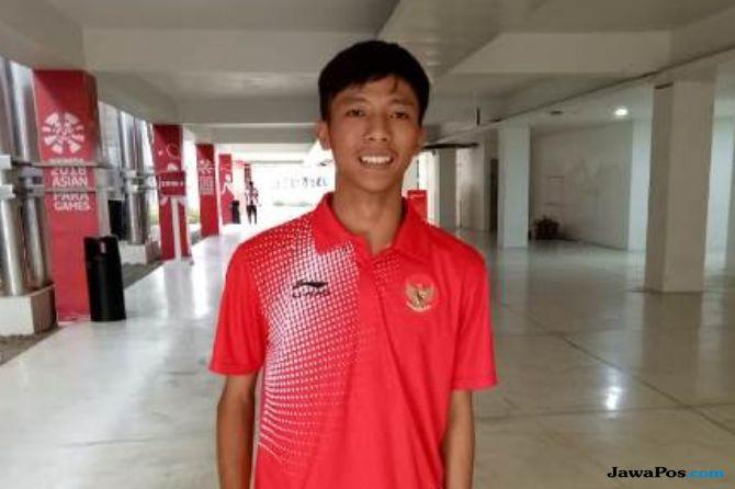 Asian Para Games 2018, INAPGOC, Kemenpora, Indonesia, bulu tangkis, Dheva Anrimusthi