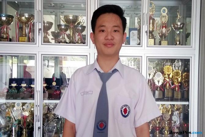 Matematika Dapat 100, Berharap Bisa Kuliah di Universitas Indonesia