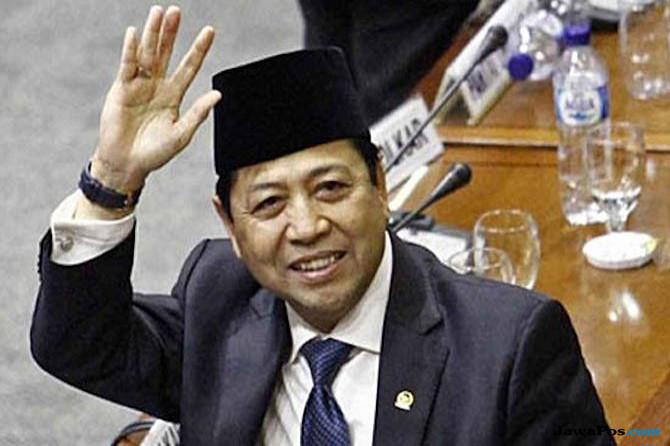 Ketua DPR Setya Novanto Ajukan Praperadilan