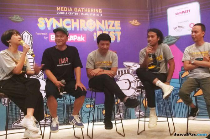 Mau 3 Tiket Gratis Tonton Synchronize Fest 2018? Yuk Simak