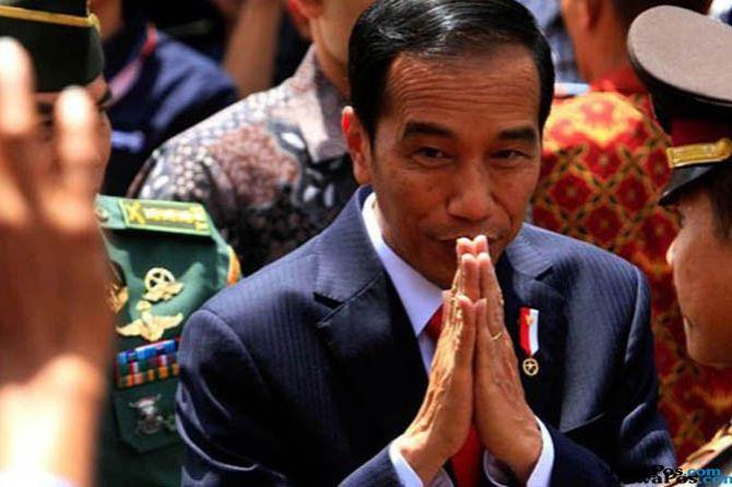 Media Asal Hongkong Sebut Jokowi 'Pemenang' Asian Games Sesungguhnya