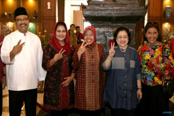 Megawati akan Pimpin Kampanye Akbar Kedua PDIP di Madiun