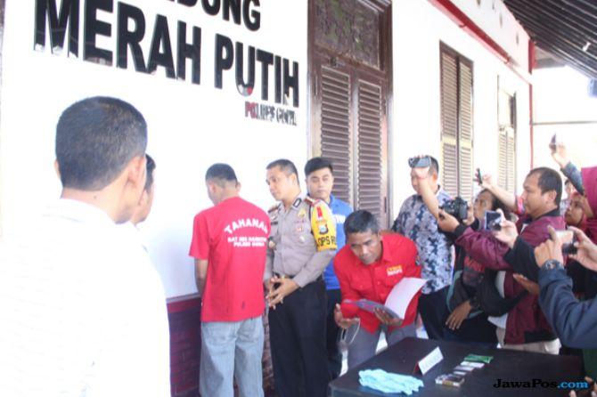 Memalukan, Oknum Sipir Rutan Kelas I Makassar Jadi Kurir Sabu-sabu