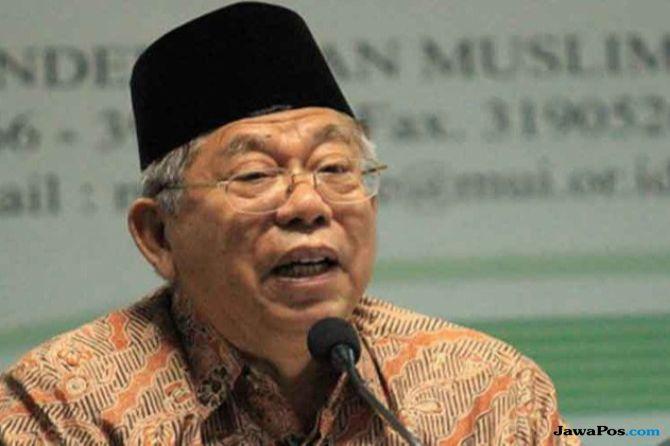 Menakar Peluang Ma'ruf Amin Jadi Cawapres Jokowi