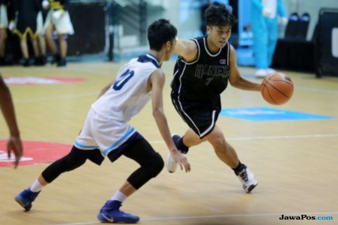 DBL, basket, Honda DBL East Java Series 2018 – North Region