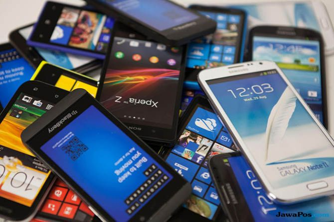 IMEI smartphone ilegal, Menkominfo IMEI, IMEI smartphone  Indonesia