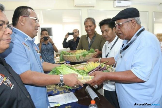 Mendaftar DPD, Dadang Darmawan Buat Kaget Petugas KPU