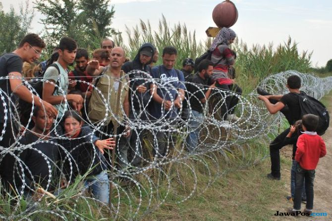 Mendagri Jerman: Migrasi Induk Segala Masalah