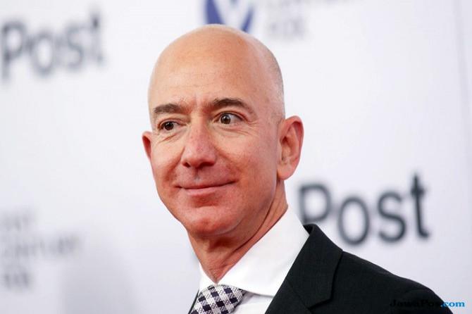 Mengagumkan! Bos Amazon Sumbangkan Uang Rp 445 Miliar, Untuk Apa?