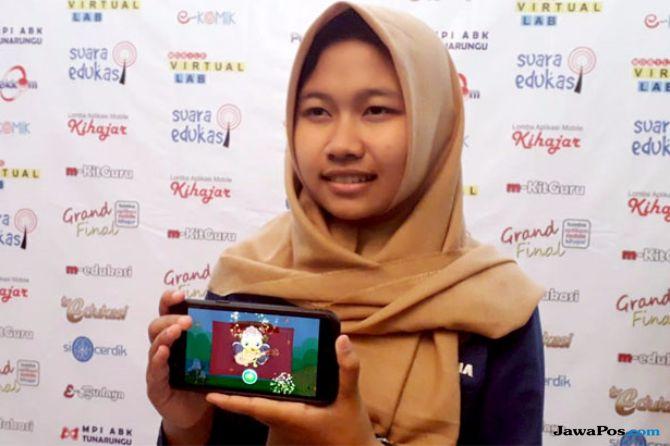 Lomba Aplikasi Mobile KIHAJAR 2018