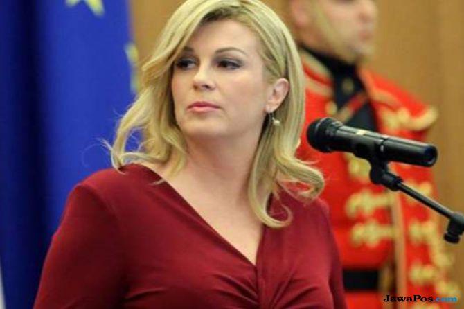 Mengenal Lebih Dekat Presiden Kroasia yang Sempat Dikira Bintang Porno