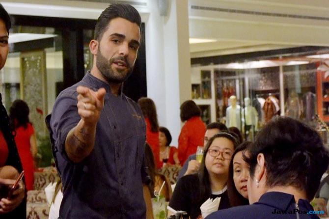 Mengenal Makanan Spanyol 'Tapas' Bareng Chef Ganteng
