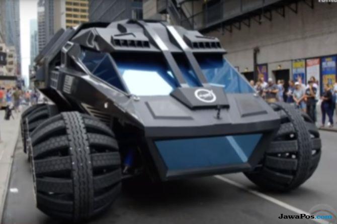 Mengenal Sosok Mobil Penjelajah Mars Ciptaan NASA