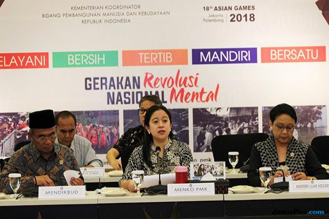 Menko Puan: Indonesia Siap Gelar Festival Seni Budaya Europalia 2017