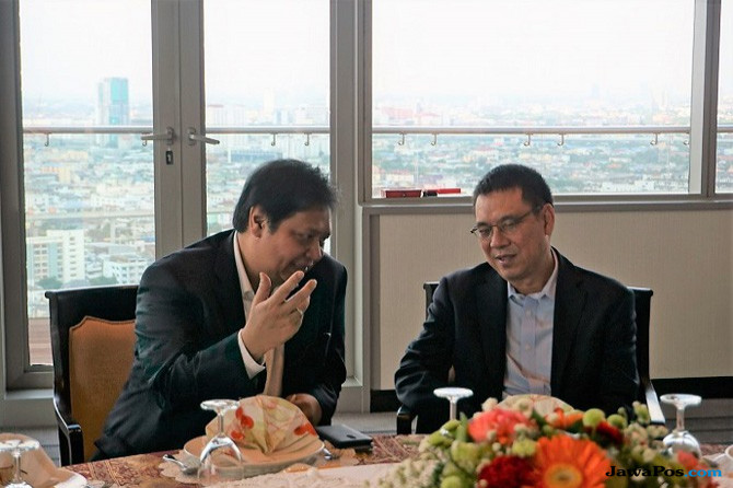 Menperin Dorong Investasi SCG Senilai 600 Juta Dollar