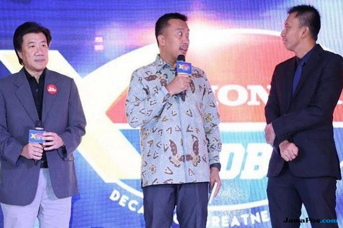 Menpora: Cabang Olahraga Lain Harus Tiru Honda DBL