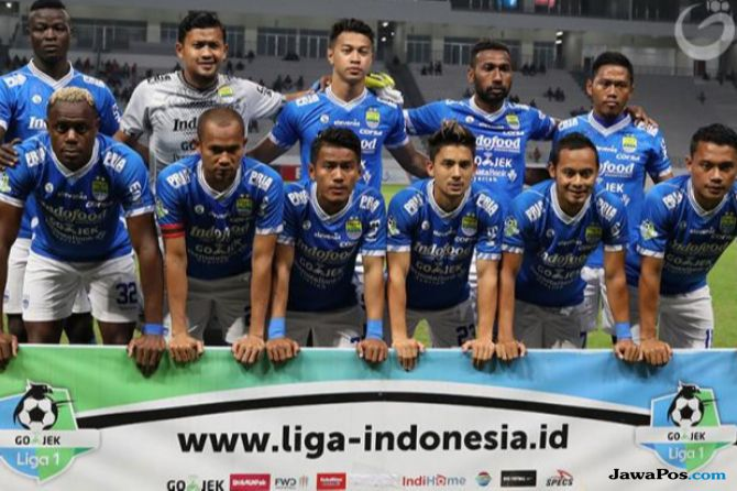 Liga 1 2018, Persib Bandung