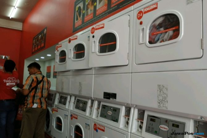 Meski Bukan Hal Baru, Bisnis Laundry Menjanjikan di Kota Medan
