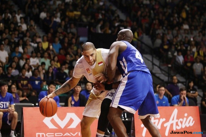 Brian Williams, CLS Knights, Power Dunk,