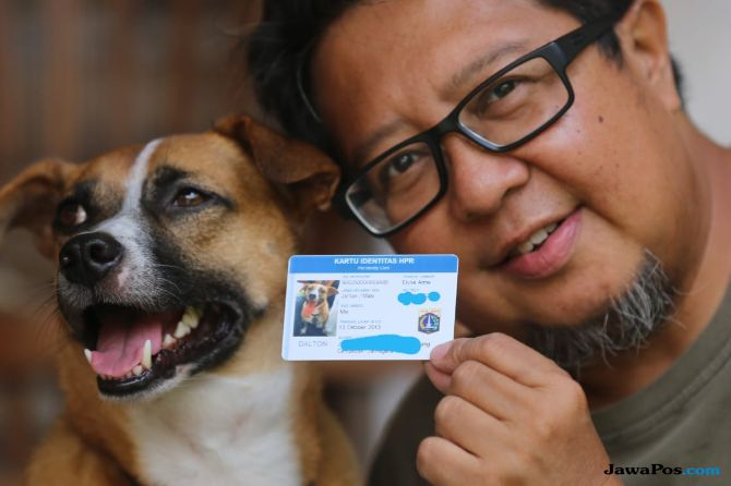 Microchip Harus Bayar, JAAN T: Kalau Nggak Mau Jangan Punya Anjing