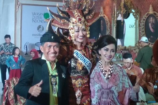 vania herlambang, miss international 2018, Puteri Indonesia Lingkungan 2018,