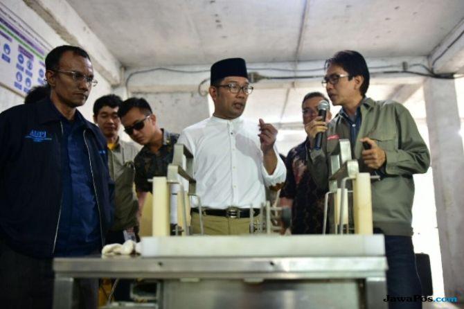 Mimpi Ridwan Kamil Ubah Kali Malang Seperti Sungai di Korsel