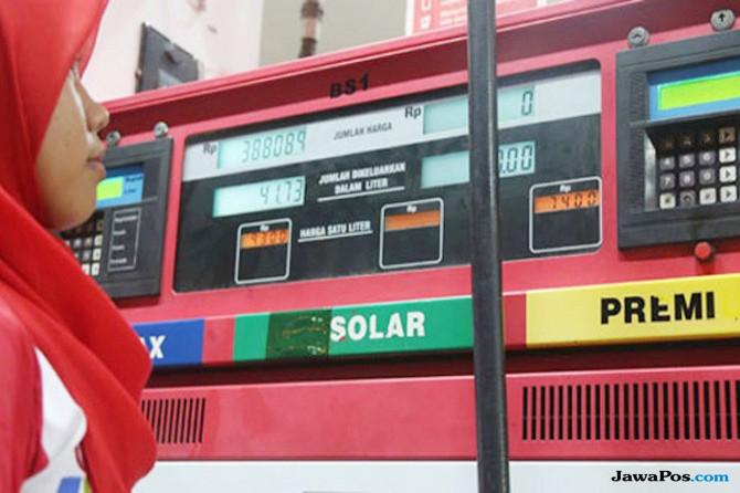 Minyak Dunia Melambung, DPR Tunggu Pemerintah Revisi Subsidi BBM