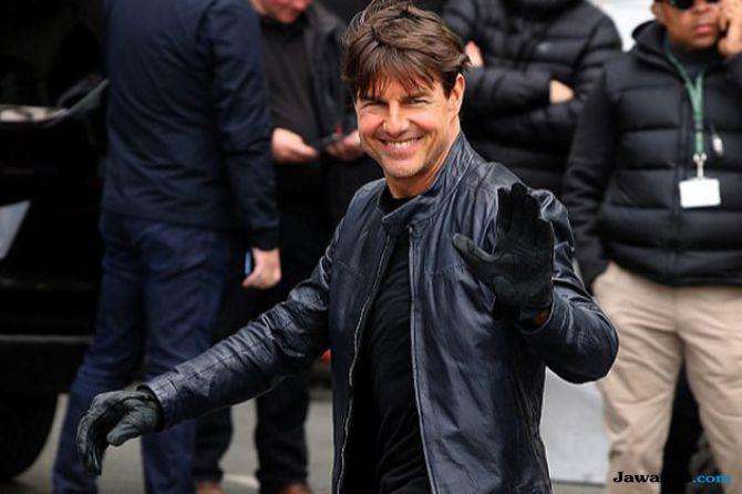 Miris, Kepercayaan yang Dianut Larang Tom Cruise Temui Putrinya