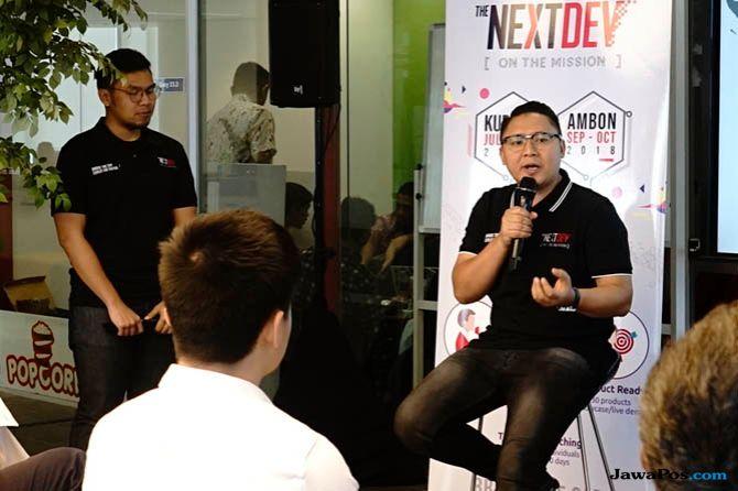 Telkomsel NextDev, Telkomsel NextDev Indonesia Timur, Denny Abidin telkomsel