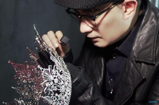 Miss Grand Indonesia Perebutkan Mahkota Rinaldy Yunardi Senilai Rp 3 M