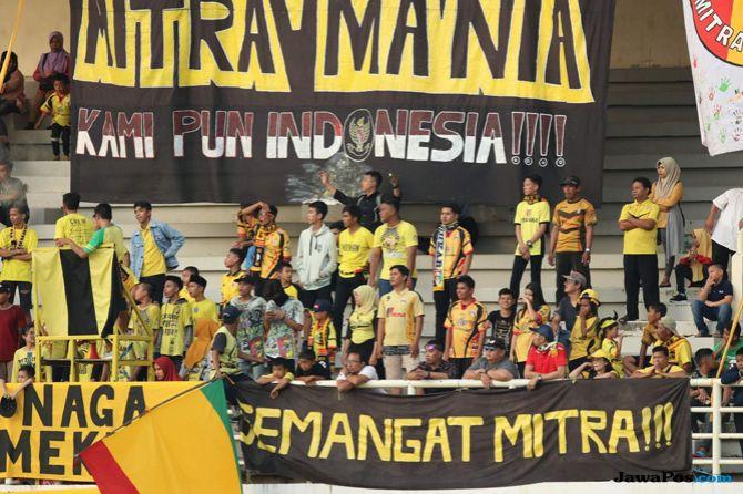 Mitra Kukar, Mitra Mania, Mitman, Liga 1 2018