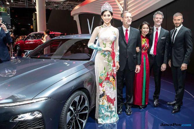 Mobil Nasional Vietnam Langsung Sasar Segmen Premium
