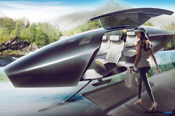 Mobil Pintar Bentley, Dilengkapi Penyaring Suara Pemicu Stres