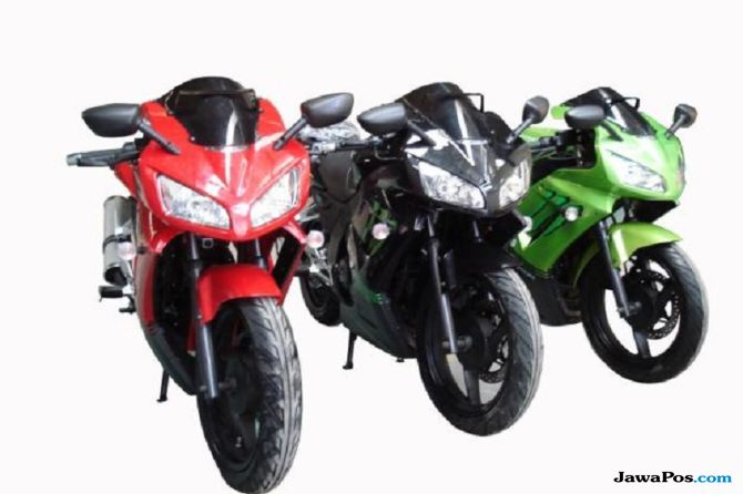 Monstrac SBK 250cc: Motor Sport Garang dan Langka Asal Korea Selatan