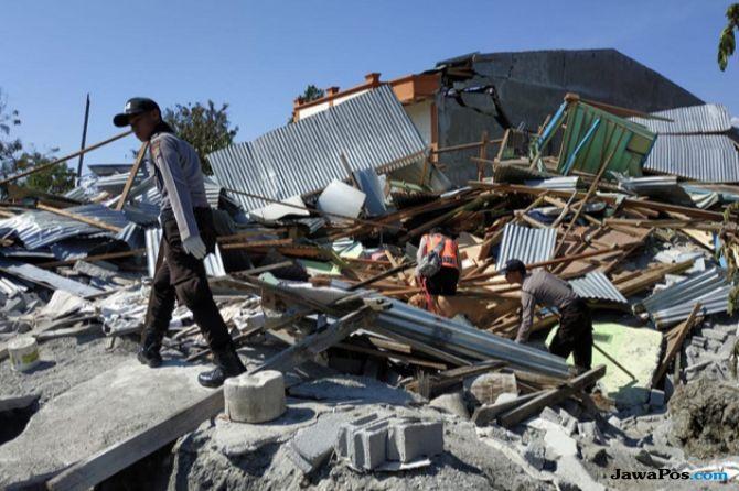 Monumen Gempa dan Tsunami Sulteng Akan Dibangun di Tiga Lokasi