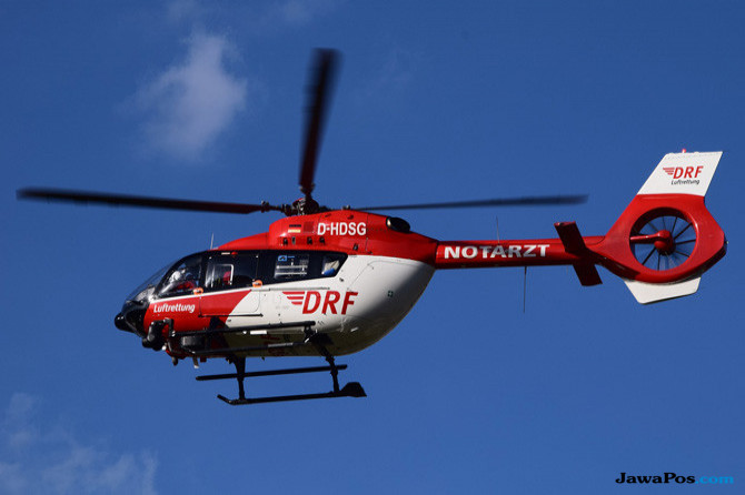 Mudik Asyik Tanpa Macet, Manfaatkan Helikopter Carteran