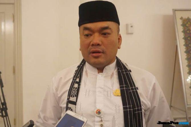 Muncul di Balai Kota DKI, Kadis SDA Bungkam Soal Kasus di Rawa Rotan