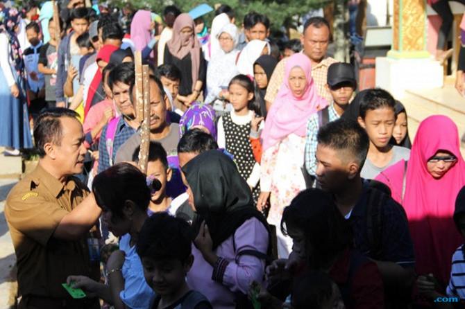 Murid Banyak Tak Tertampung, Disdik Wacanakan Sekolah Baru