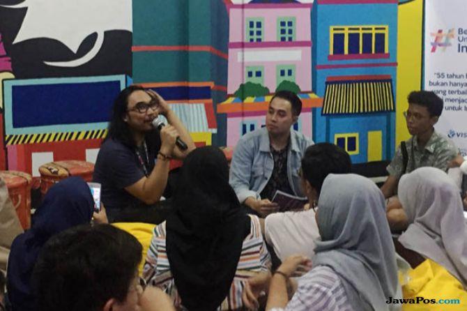 Musisi Adhitya Sofyan Bakal Keluarkan Album Baru Bulan Ini