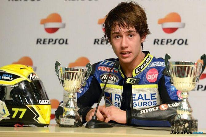 MotoGP, Andreas Perez, Moto3, pembalap meninggal