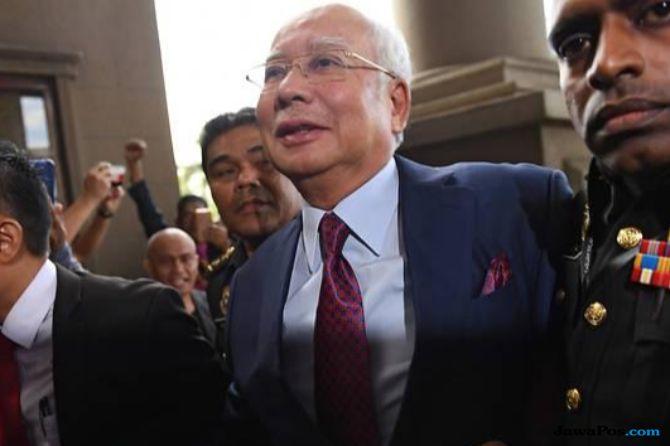najib razak, kpk malaysia, korupsi 1mdb,