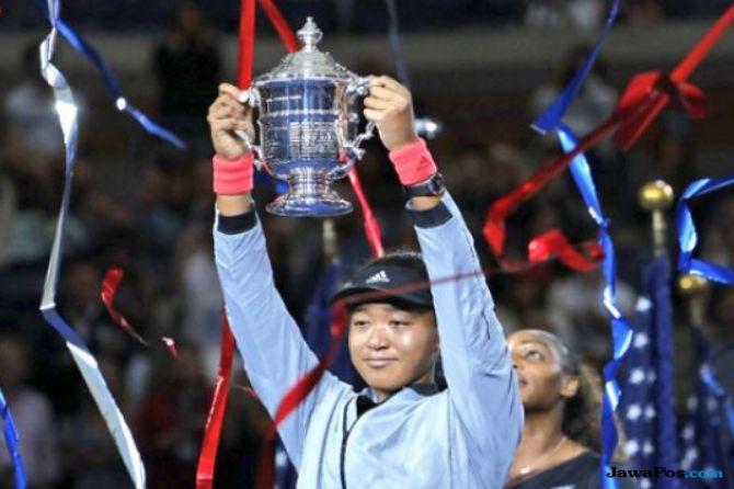 Amerika Serikat Terbuka 2018, Naomi Osaka, Jepang, tenis