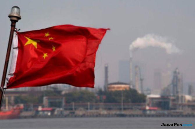 Neraca Dagang Tiongkok Surplus USD 31,05 Miliar Terhadap AS