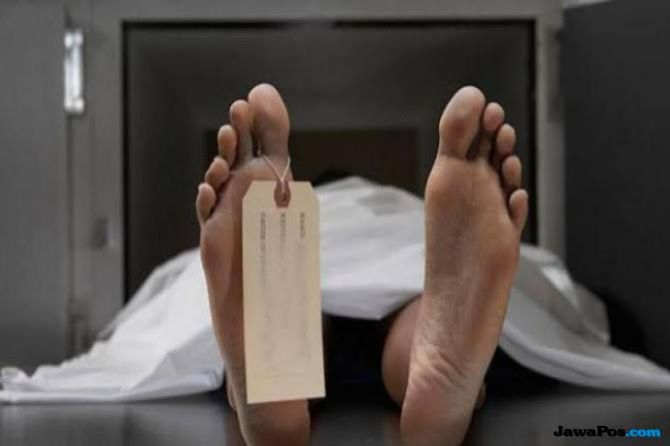 Ngeri, Perempuan Paruh Baya tewas Dengan Luka Tusukan di Sekujur Tubur